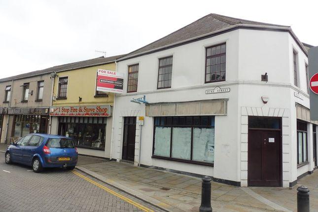 Thumbnail Office for sale in Duke Street, Aberdare