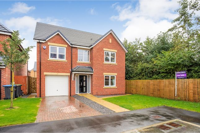 Thumbnail Detached house for sale in Rushyford Drive, Chilton
