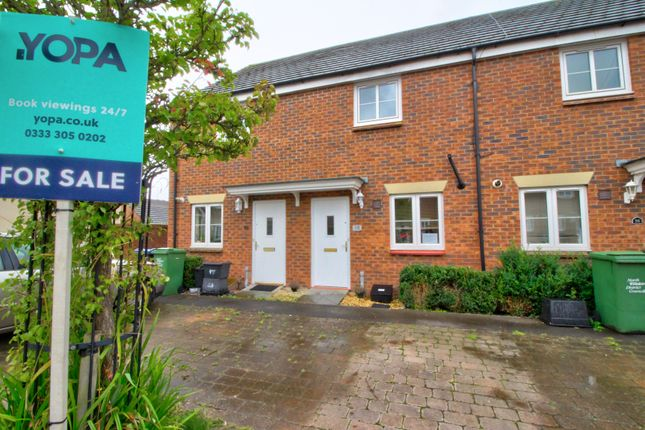 Thumbnail Terraced house for sale in Peregrine Court, Calne