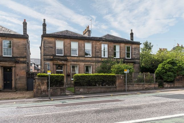 Thumbnail Semi-detached house for sale in Minto Street, Newington, Edinburgh