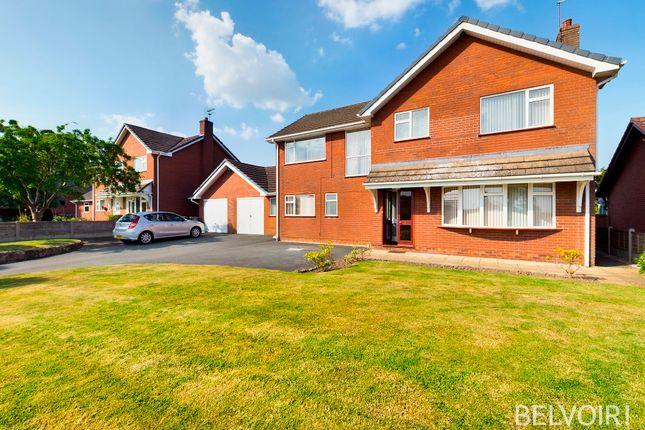 4 bed detached house to rent in Marton Lane, Weston Lullingfields, Shrewsbury SY4