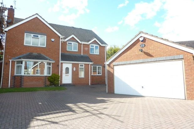 Thumbnail Property to rent in Badgery Close, Greenacres Drive, Uttoxeter