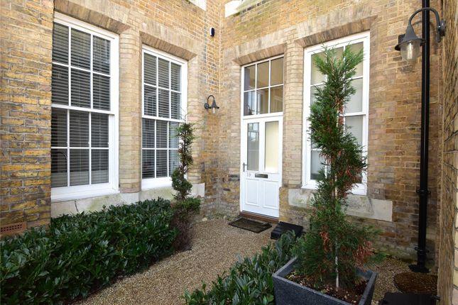 Entrance of East Wing, Chapel Drive, The Residence, Dartford Kent DA2