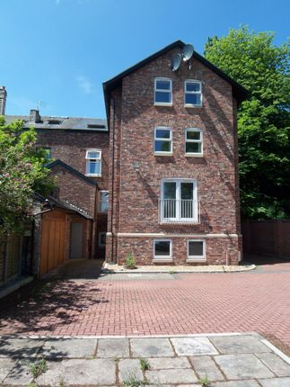 Thumbnail Town house for sale in Alan Road, Withington, Manchester