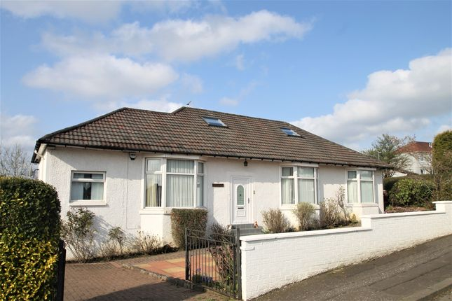 Thumbnail Detached bungalow for sale in Comrie Road, Stepps, Glasgow