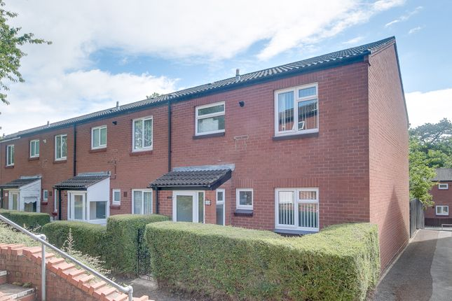 Thumbnail End terrace house for sale in Mickleton Close, Oakenshaw, Redditch