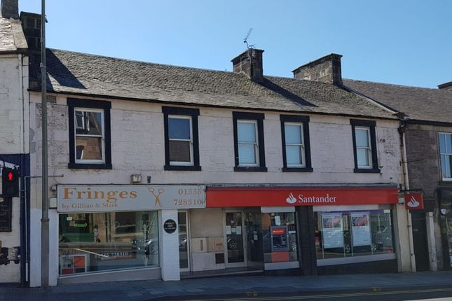 Thumbnail Flat for sale in High Street, Lanark