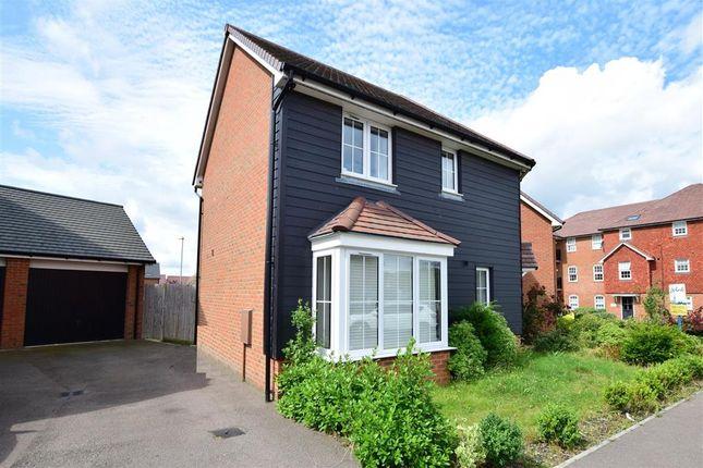 3 bed semi-detached house for sale in Buckingham Drive, Harrietsham, Maidstone, Kent ME17