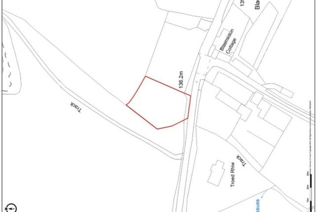 Thumbnail Land for sale in Plot Of Land Nr Cefn Pant, Llanboidy, Whitland
