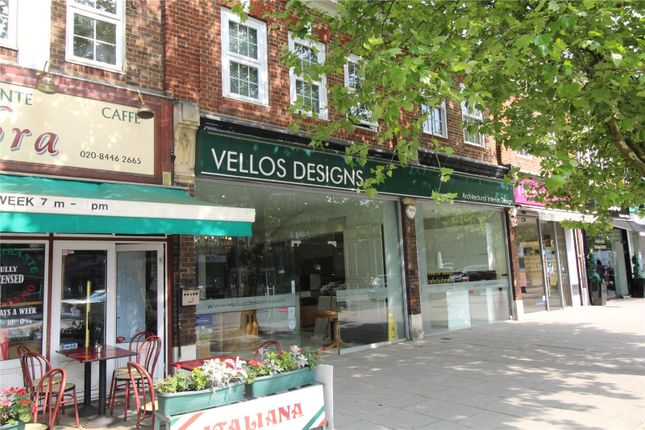 Thumbnail Retail premises for sale in High Road, London