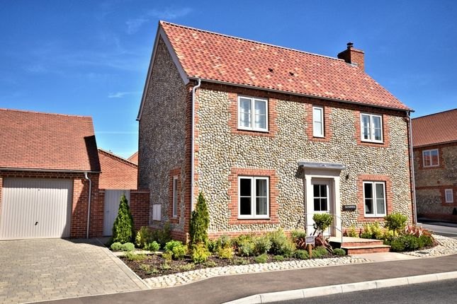 Thumbnail Detached house for sale in St. Edmunds Lane, Burnham Market, King's Lynn
