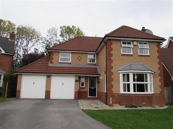 Thumbnail Property to rent in Spruce Close, Fulwood, Preston