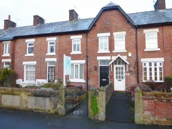 Thumbnail Terraced house to rent in East Cliffe, Lytham St. Annes