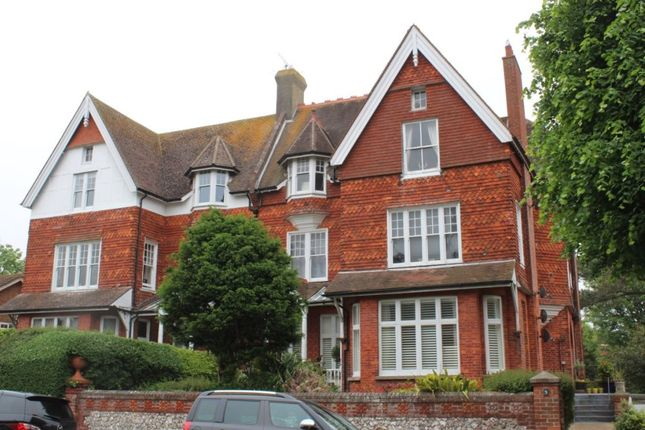 Thumbnail Flat to rent in Granville Road, Eastbourne