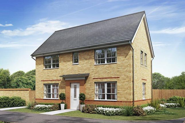 Thumbnail Detached house for sale in The Ennerdale, Alexander Gate, Off Waterloo Road, Hanley, Stoke-On-Trent