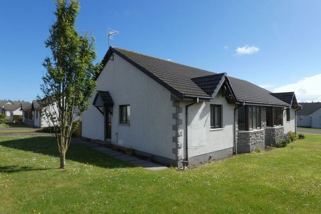 Thumbnail Semi-detached bungalow for sale in Bishops Drive, Scrabster, Thurso
