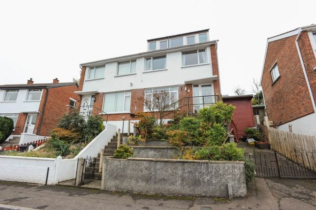 Thumbnail Semi-detached house for sale in Woodbreda Drive, Belfast