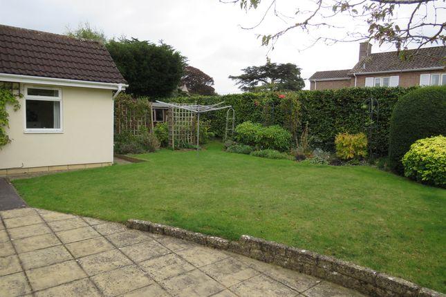 Thumbnail Detached bungalow for sale in Ashton Rise, Hilperton, Trowbridge