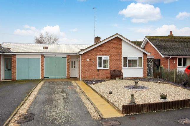 Thumbnail Detached bungalow for sale in Holland Close, Bidford On Avon
