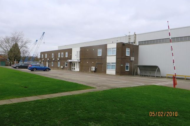 Thumbnail Light industrial for sale in Humber Road, Barton-Upon-Humber, North Lincolnshire