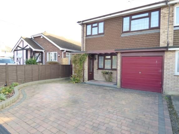 Thumbnail Property for sale in Benfleet, Essex, Uk