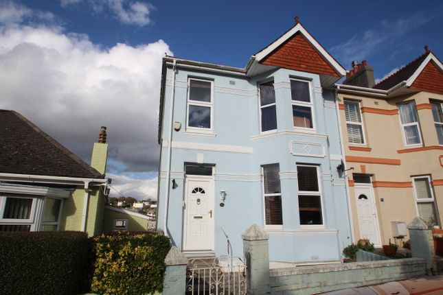 Salcombe Road, Lipson, Plymouth PL4
