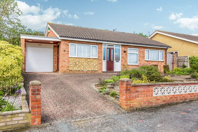 4 bed detached bungalow for sale in Corunna Close, Eaton Ford, St. Neots