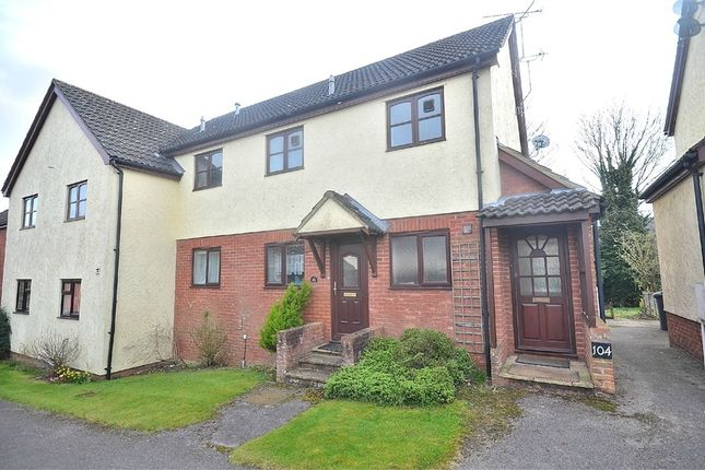 Thumbnail Maisonette to rent in Godfrey Way, Dunmow