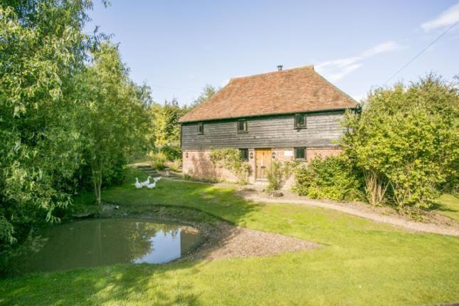 Thumbnail Detached house for sale in Birchetts Green Lane, Ticehurst, Wadhurst, East Sussex