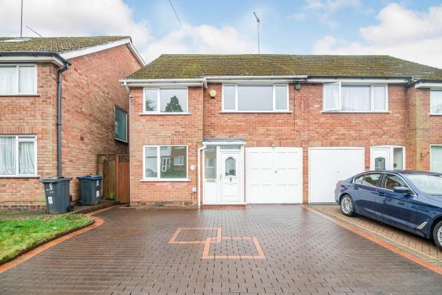 Thumbnail Semi-detached house for sale in Fradley Close, Kings Norton, Birmingham, West Midlands