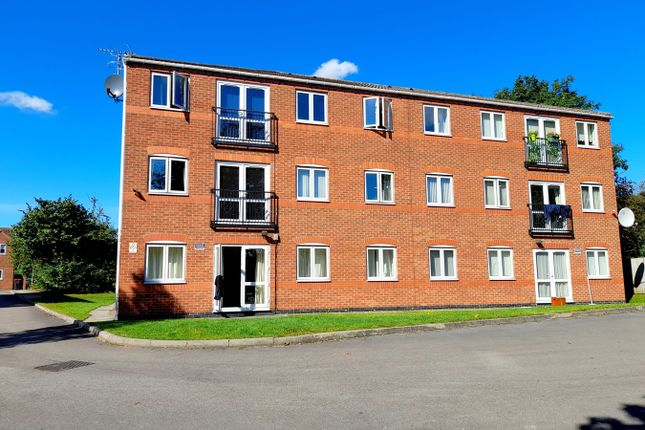 2 bed flat for sale in Millers Way, Kirkby-In-Ashfield, Nottingham NG17