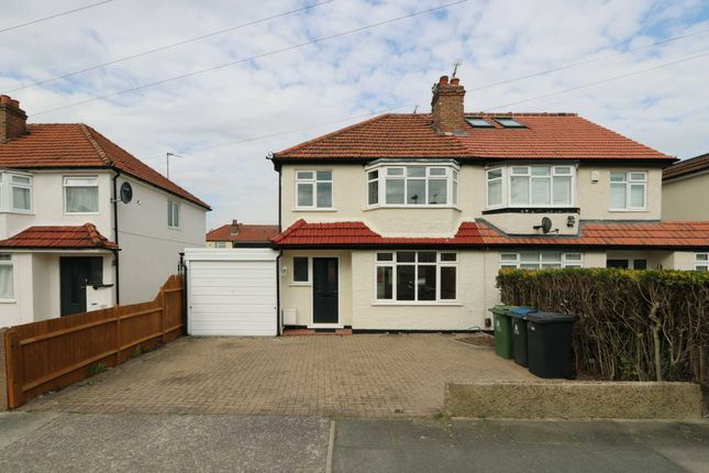 Thumbnail Semi-detached house to rent in Ravenswood Avenue, Surbiton