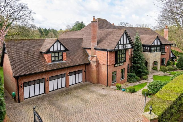 5 bed detached house for sale in Devisdale Road, Bowdon, Altrincham WA14