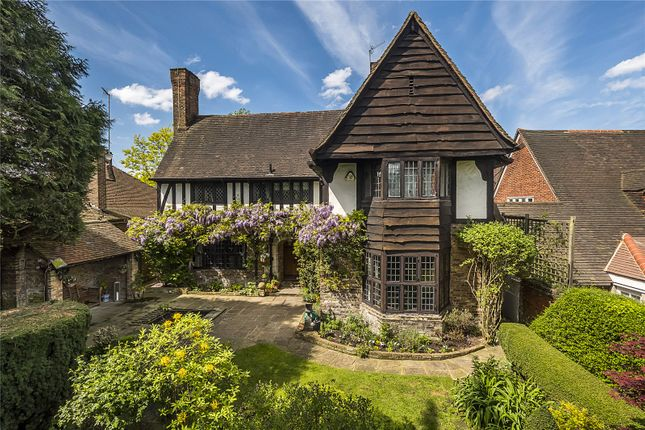 Detached house for sale in Church Road, London