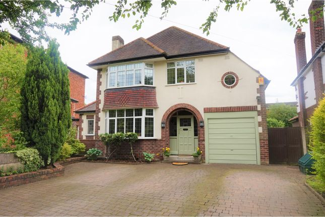 Thumbnail Detached house for sale in Depleach Road, Cheadle