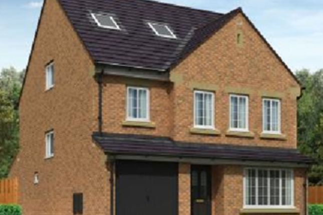 Thumbnail Detached house for sale in The Whiteside House Type, Thorncliffe Road South Development, Barrow-In-Furness