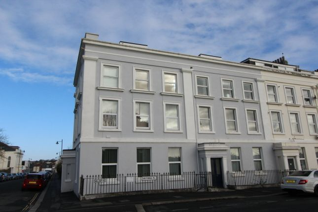 Thumbnail Flat to rent in Victoria Place, Stonehouse, Plymouth