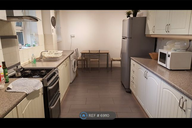 Kitchen of Radford House, London N7