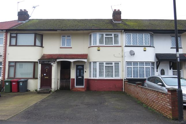 Thumbnail Terraced house for sale in Bower Way, Cippenham, Slough