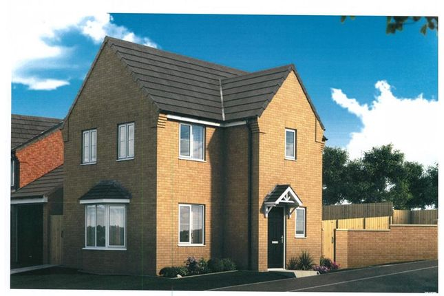 """Thumbnail Detached house for sale in """"The Mulberry"""" Plot 84, Woodland Mews, Peterlee, County Durham"""