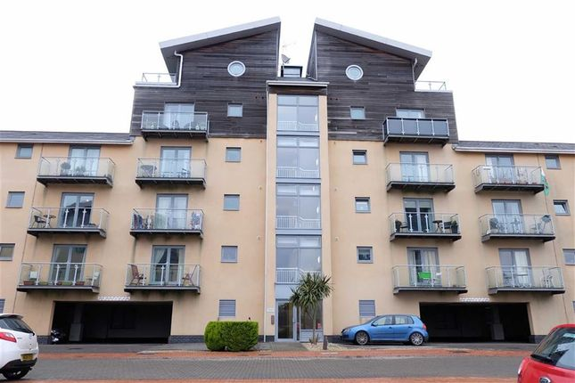 Thumbnail Flat for sale in Mimosa House, Barry, Vale Of Glamorgan