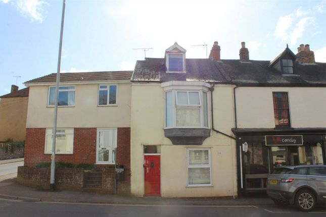 Thumbnail End terrace house for sale in Mantle Street, Wellington, Somerset