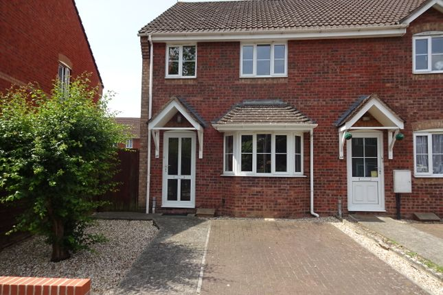 Thumbnail End terrace house to rent in Millbrook, Horsey Lane, Yeovil