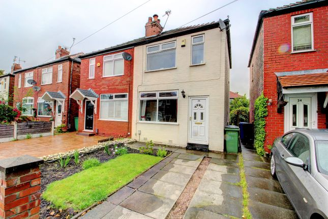 Front Elevation of Clovelly Road, Offerton, Stockport SK2