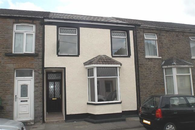 Thumbnail Terraced house for sale in Ebenezer Street, Rhydyfelin, Pontypridd