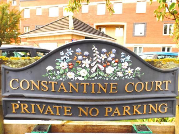 Thumbnail Flat for sale in Constantine Court, Middlesbrough