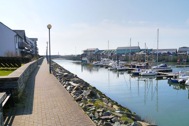 Thumbnail Flat to rent in Y Lanfa, Aberystwyth, Ceredigion