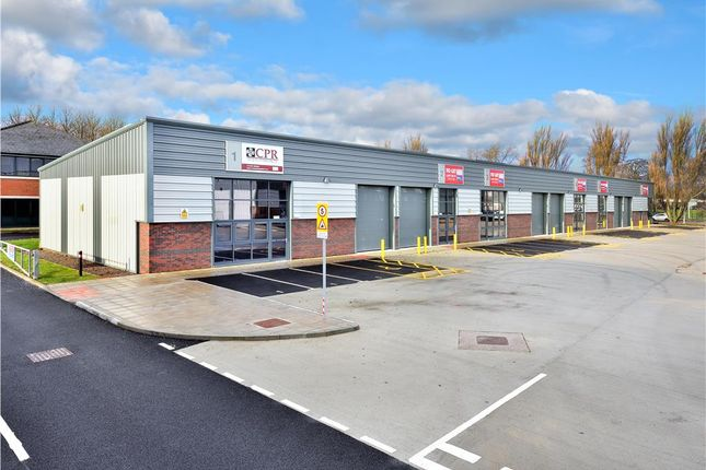 Thumbnail Light industrial to let in Barons Court, Earls Gate Park, Grangemouth