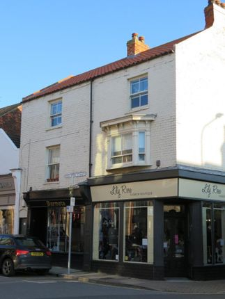 Thumbnail Flat to rent in Sea View Street, Cleethorpes