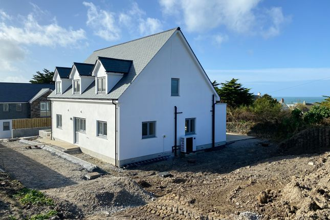 Thumbnail Detached house for sale in Treyarnon Bay, Treyarnon Bay